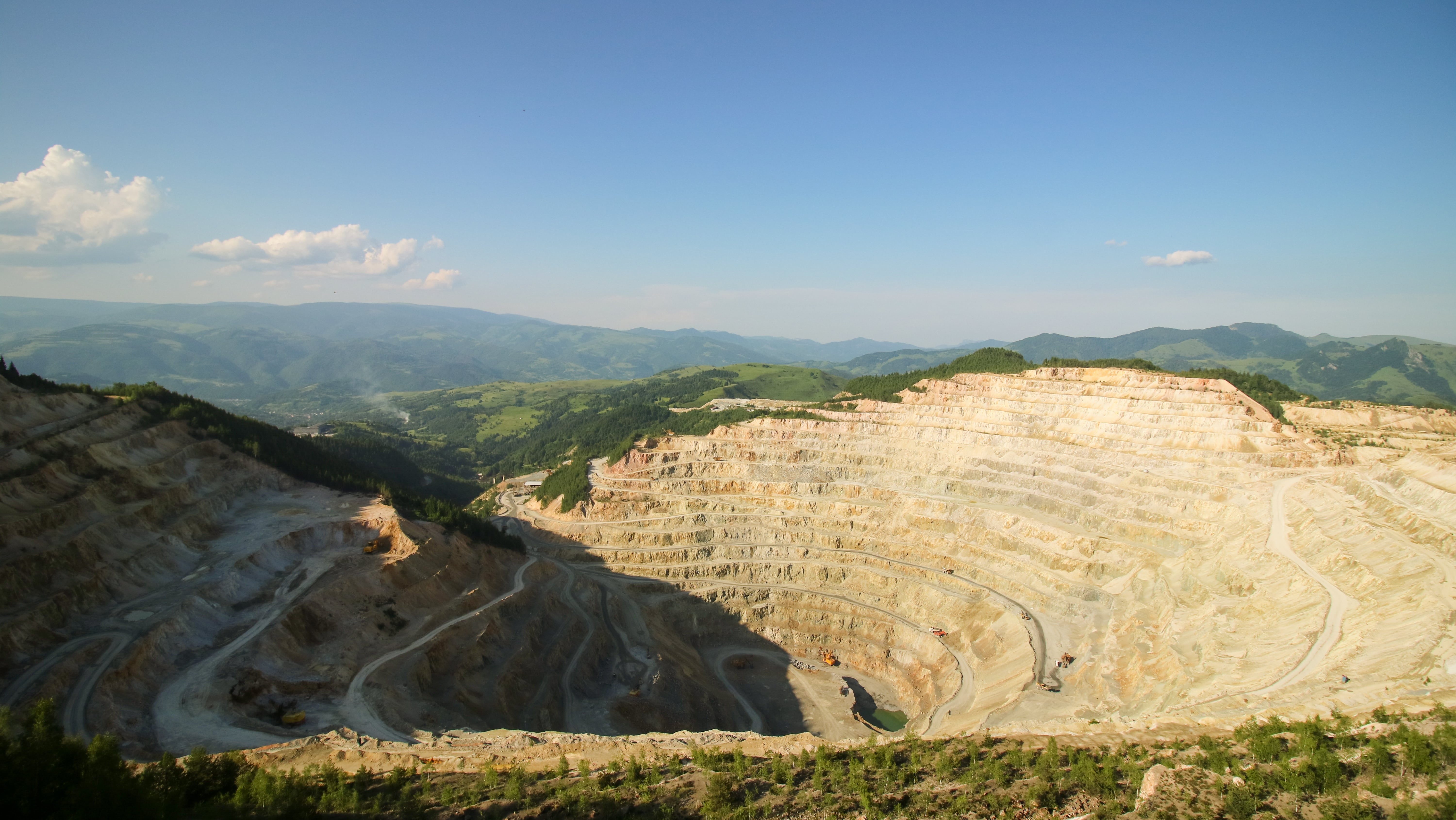 ROMANIA'S MOST STUNNING MINES